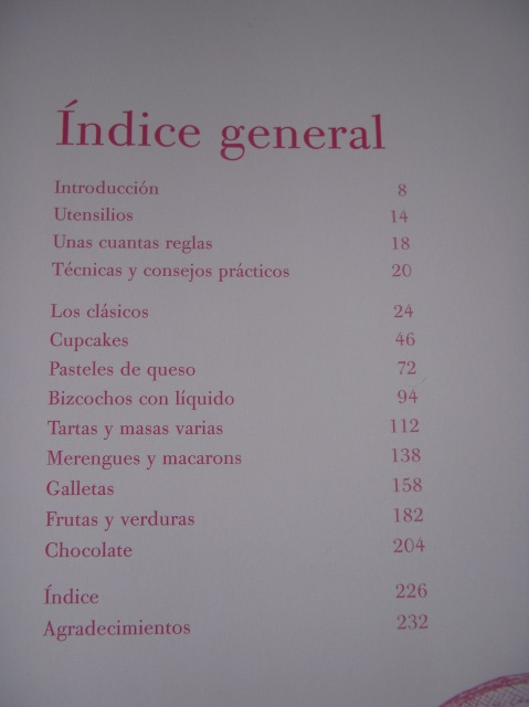 Indice Index